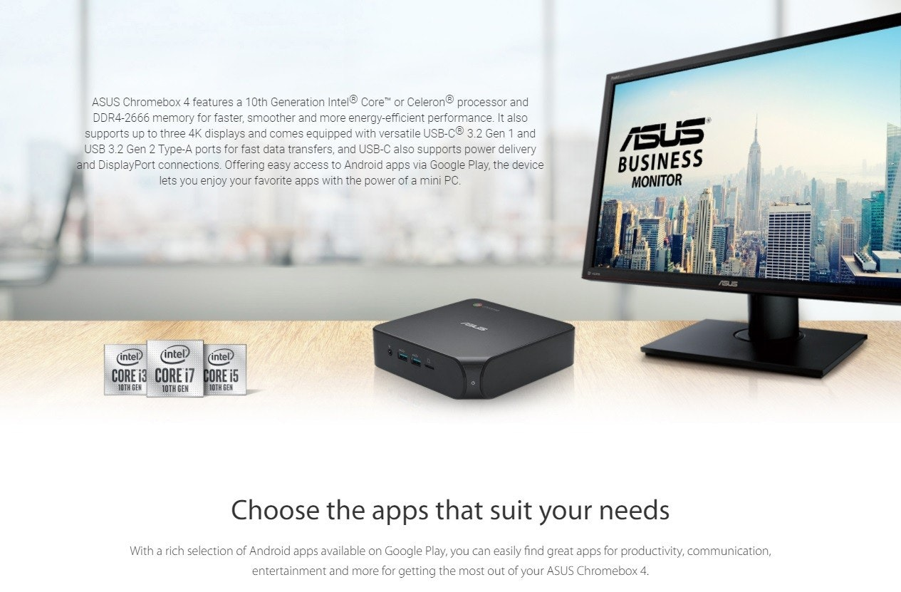 buy apple developer account:华硕在外洋揭晓 Chromebox 4 ,接纳第 10 代 Core 处理器 #ChromeOs (158156)